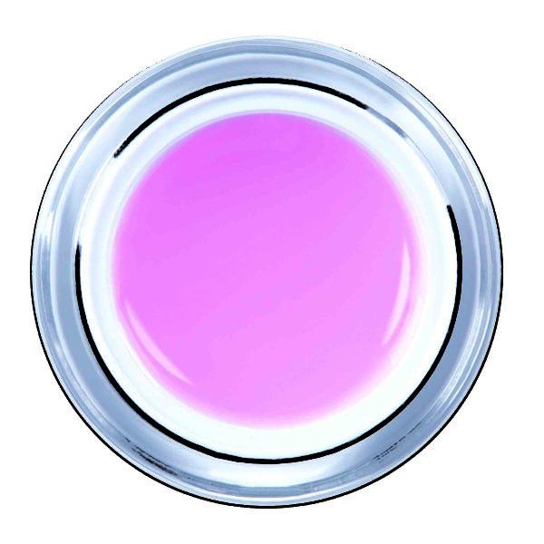 Pearl Fiber Gel Pink - in jar 50ml